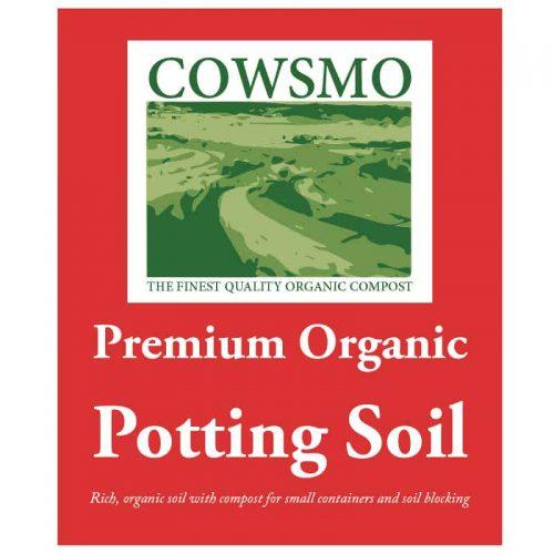Premium Organic Potting Soil - Red Bag